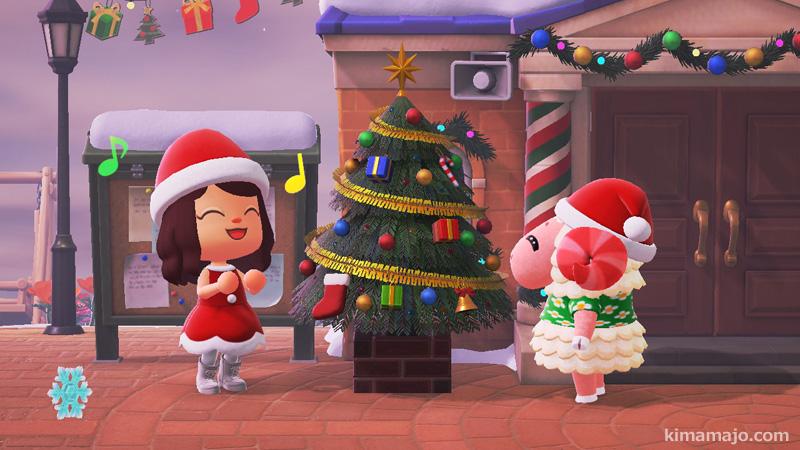 ちゃちゃまる クリスマス