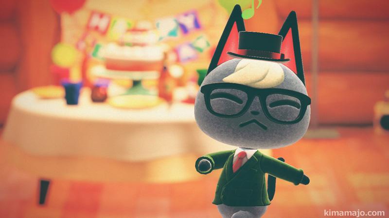 ジャック 誕生日会